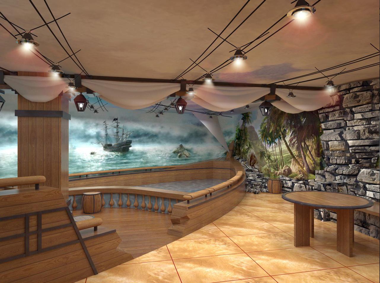 Дизайны для кораблей